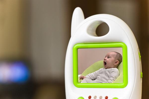 Беспроводная видеоняня. Фото: Shutterstock*