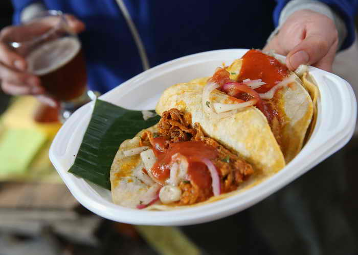 Желудок способен сам определять время приёма пищи. Фото: Sean Gallup/Getty Images
