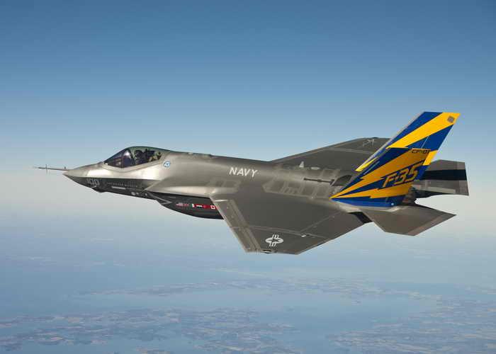Южная Корея закупит 40 истребителей пятого поколения F-35. Фото: Lockheed Martin via Getty Images