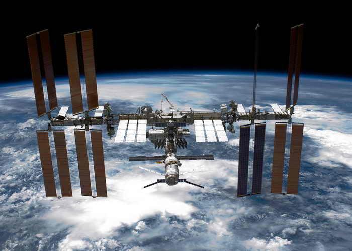 В американском сегменте МКС возникли неполадки в системе охлаждения. Фото: NASA via Getty Images