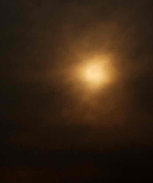 Тёмное небо. Фото: Shutterstock