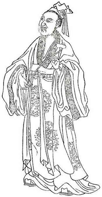 Ван Сичжи (303-361гг.) был китайским каллиграфом, которого традиционно называют мудрецом каллиграфии, он жил во времена династии Цзинь (265-420гг.). Иллюстрация: Shibo77/Wikipedia
