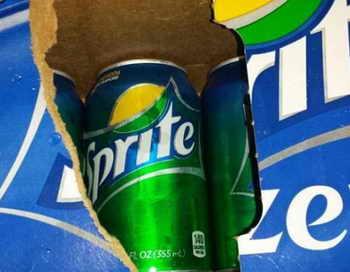 Согласно новому исследованию, Sprite является хорошим лекарством от похмелья. Фото: Facebook