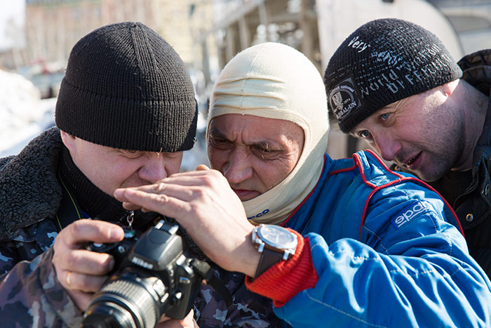 Первый этап чемпионата России по автокроссу. Фото: Николай Ошкай/Великая Эпоха (The Epoch Times)