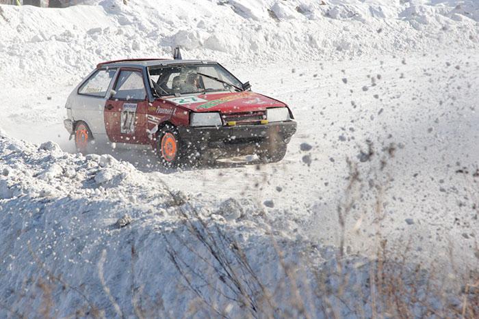 Первый этап чемпионата России по автокроссу. Фото: Нина Апенова/Великая Эпоха (The Epoch Times)