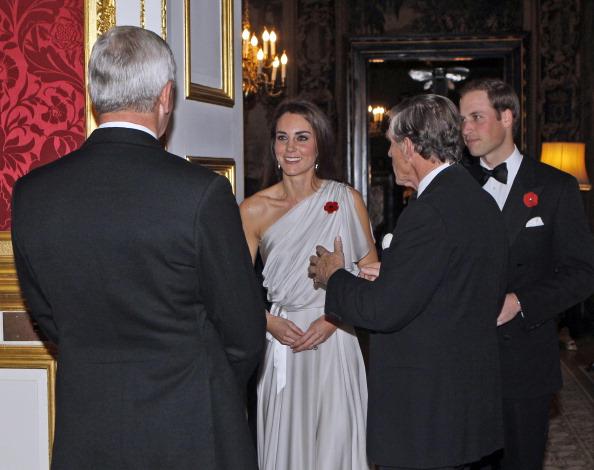 Принц Уильям и леди Кэтрин,  герцог и герцогиня  Кембриджские на мероприятиях  после свадьбы. Фоторепортаж. Фото: Getty Images