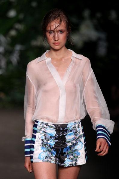 Летние платья от bec bridge на mercedes benz fashion