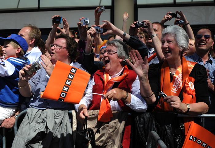День королевы в Нидерландах. Фоторепортаж. Фото: Jasper Juinen/Getty Images