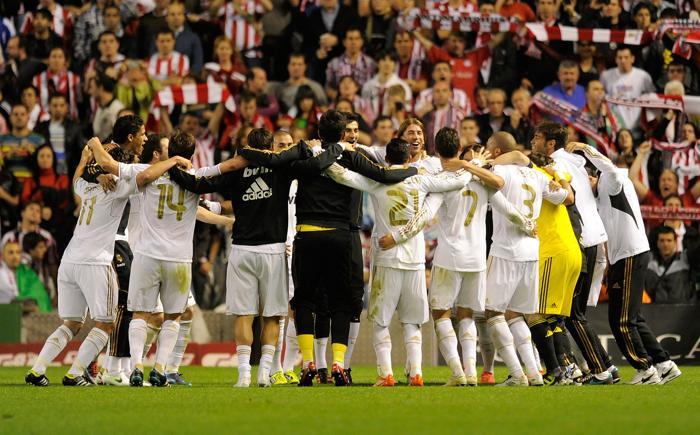 «Реал Мадрид» — чемпион  Испании. Фоторепортаж и видео с матча «Реал» – «Атлетик».  Фото: Denis Doyle/Getty Images