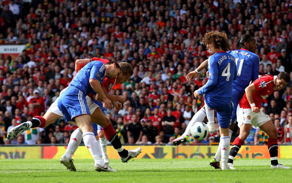 «Манчестер Юнайтед» выиграл матч у «Челси» со счетом 2:1. Фоторепортаж с матча, Фото: Alex Livesey/Getty Images