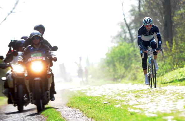 Фоторепортаж  о велогонке команды  Leopard  Trek. Фото:  Bryn Lennon/FRANCOIS LO PRESTI /LUCA BETTINI/AFP/Getty Images