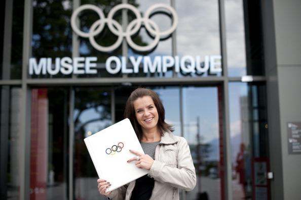 МОК  проводит заключительный брифинг для  Мюнхена, Аннеси и Пхенчхана. Фоторепортаж из олимпийского музея в Лозане. Фото: Valeriano Di Domenico/Bongarts/Getty Images