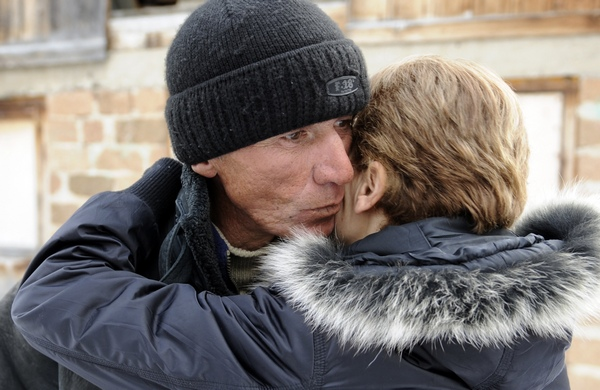 Тело грузинского саночника Нодара Кумариташвили доставлено из Канады в Грузию. Фото:  VANO SHLAMOV/AFP/Getty Images