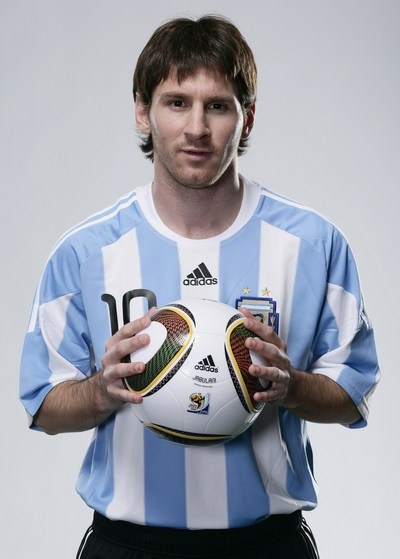 Лионель Месси (Lionel Messi): демонстрирует свои приемы. Фото: Getty Images for adidas