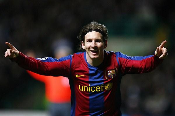 Лионель Месси (Lionel Messi): Фото с сайта liveinternet.ru