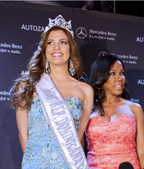 Дульчита Легги   — новая  «Мисс Доминиканская Республика 2012». Фоторепортаж.  Фото: ERIKA SANTELICES/AFP/GettyImages)