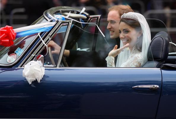 Свадьба принца Уильяма и леди Кэтрин. Фоторепортаж. Фото: Getty Images
