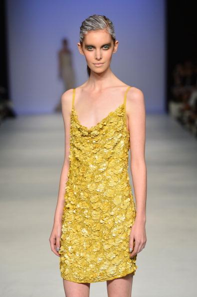 Аурелио Костарелла с коллекцией модной одежды на  Mercedes-Benz Fashion Week весна-лето 2012/13 в Австралии. Фоторепортаж. Фото: Stefan Gosatti/Getty Images