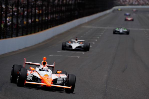 «Индианаполис – 500».  Фоторепортаж с автогонки в штате Индиана. Фото: Nick Laham/Getty Images