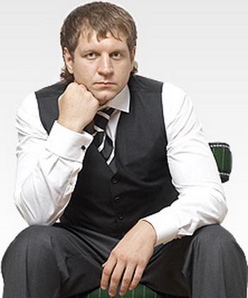 Александр Емельяненко. Фото:  emelyanenko.com