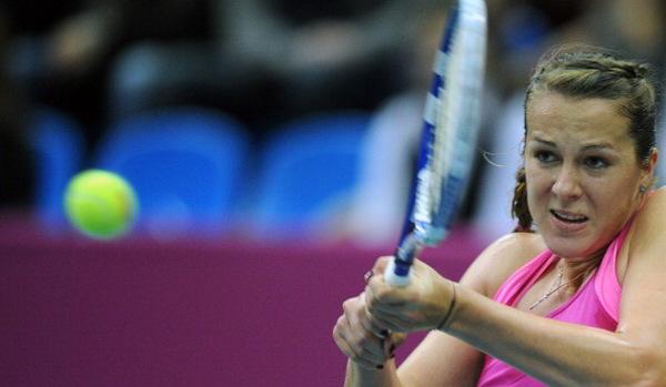 Анастасия Павлюченкова выиграла турнир WTA в Монтеррее. Фото: Graham Denholm/ALEXANDER NEMENOV/ALEXANDER NEMENOV/Getty Images
