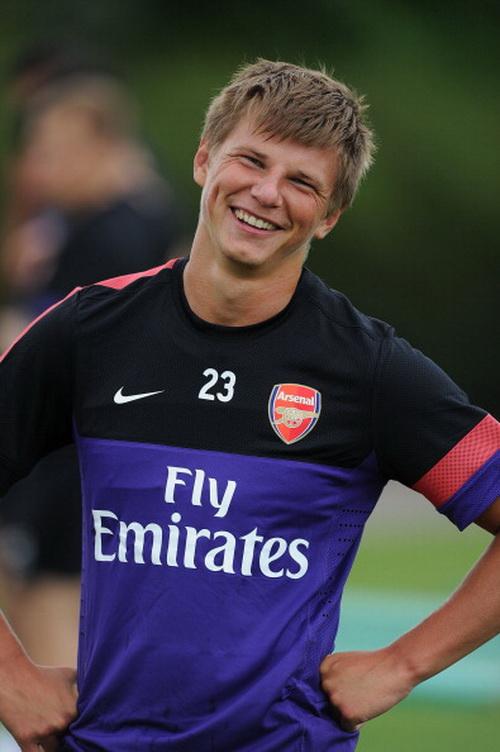 Андрей Аршавин. Фото:  Stuart MacFarlane/Arsenal FC via Getty Images