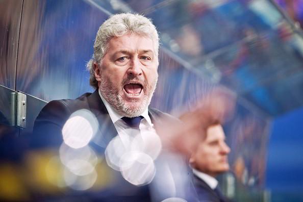 «Атлант» победил СКА со счетом  3:2. и вышел в финал  Кубка Гагарина. Фото с сайта atlant-mo.ru