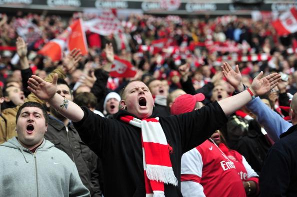 «Бирмингем Сити» выиграл у «Арсенала» в финале Кубка Англии. Фото: Shaun Botterill/Getty Images