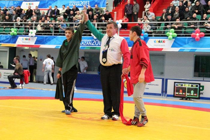 Фото предоставлено пресс-центром чемпионата и первенства России по Корэш 2012