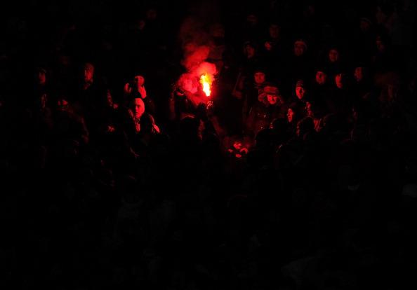 ЦСКА – ПАОК 1:1. Россияне  вышли в 1/8 финала Лиги Европы. Фото: NATALIA KOLESNIKOVA/AFP/Getty Images