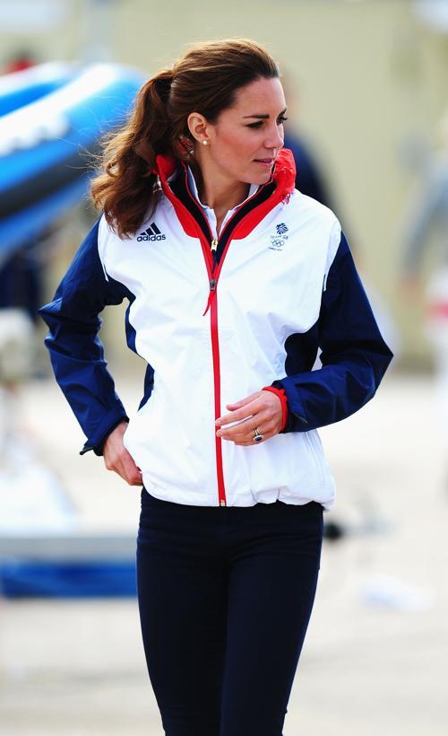 Герцогиня Кембриджская приняла участие в женской парусной гонке. Фоторепортаж. Фото: Laurence Griffiths/Getty Images