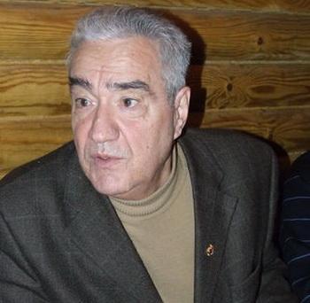 Георгий Саркисьянц спортивный теле- и радиокомментатор. Фото: mymetall.net