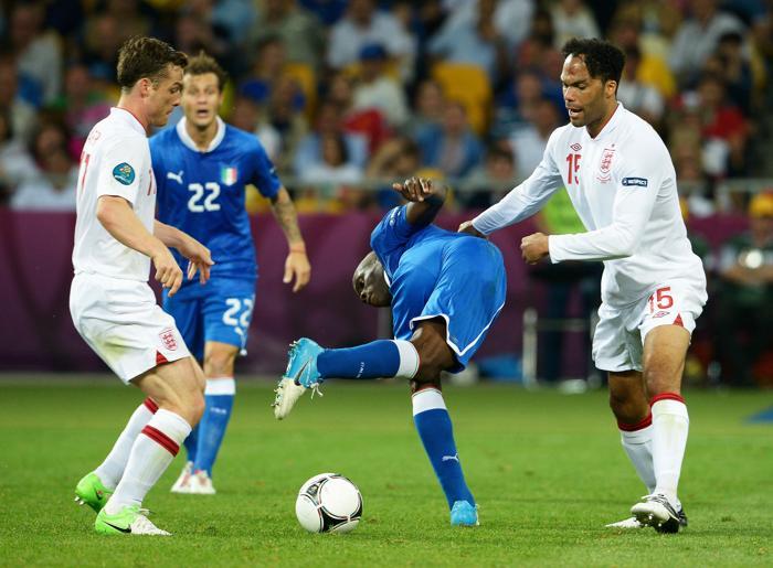 Фоторепортаж с матча Италия–Англия на ЕВРО-2012. Фото: Claudio Villa/Getty Images