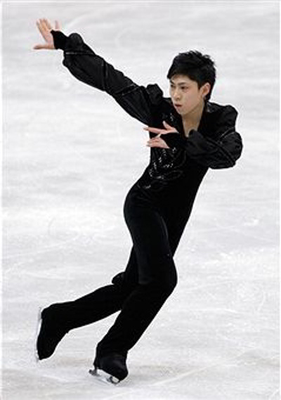 Фигурное катание. Кей Тонако из Японии завоевал серебро. Фото: Chung Sung-Jun/Getty Images