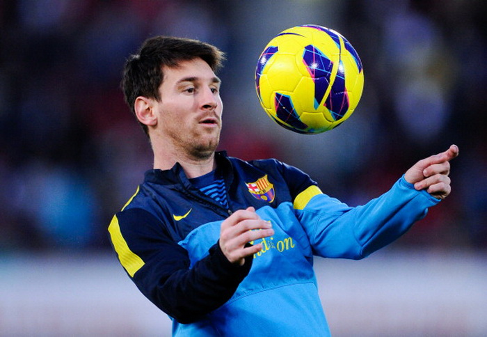 Lionel Messi.  Фото: David Ramos/Getty Images