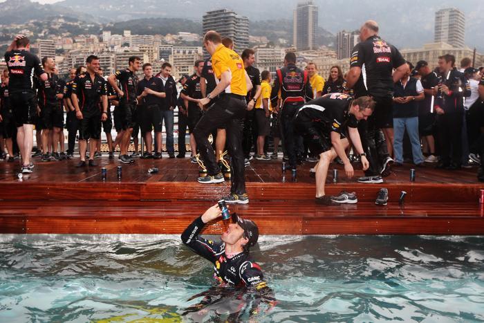 «Формула-1». В Гран-при Монако победил Марк Уэббер. Фоторепортаж. Фото: Clive Mason/Getty Images