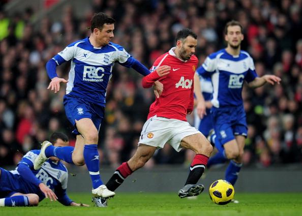Райан Гиггз  -  величайший игрок в истории «Манчестер Юнайтед». Фото: Shaun Botterill/Getty Images