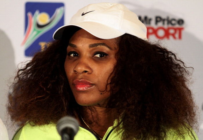 Serena Williams. Фото:  Reg Caldecott/Gallo Images/Getty Images