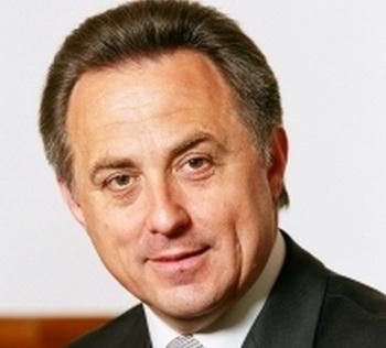 Виталий Мутко. Фото с сайта  twitter.com/VMutko