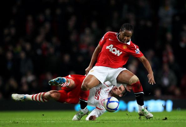 «Кроули таун» проиграл «Манчестер Юнайтед» 0:1. Фото:  Alex Livesey/Getty Images