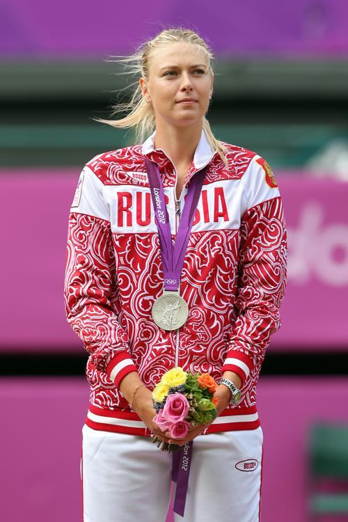 Maria Sharapova. Фото:  Clive Brunskill/Getty Images