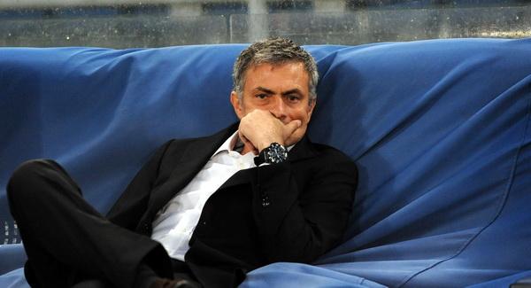 Жозе Моуринью- главный тренер «Интер». Фото: Alberto PIZZOLI/Getty Images