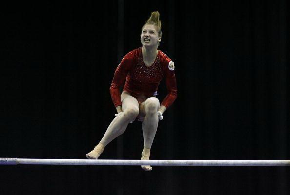Екатерина Курбатова. Фото: Glyn KIRK/AFP/Getty Images