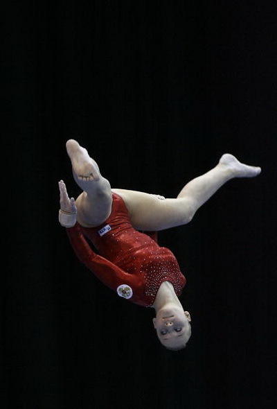 Ксения Семенова. Фото: Glyn KIRK/AFP/Getty Images