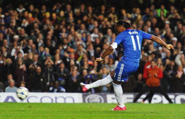 Матч «Челси» - «Спартак» закончился уверенной победой англичан: 4:1. Фото: CLIVEl  ROSE/Getty Images