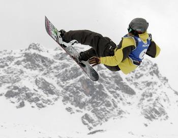 Погибла Полина Петреченко, сноубордистка юношеской сборной России. Фото: FABRICE COFFRINI/AFP/Getty Images
