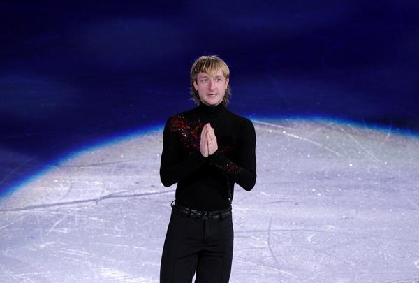 Евгений Плющенко. Фото: Yuri KADOBNOV/AFP/Getty Images