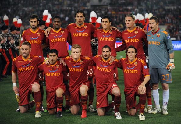 ФК «Рома» Фото: Claudio Villa/Getty Images