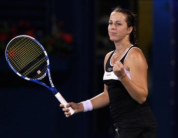 Анастасия Павлюченкова стала победительницей женского турнира в Мексике Monterrey Open-2010. Фото: Ryan PIERSE/Getty Images