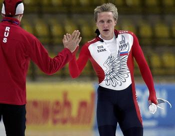 Иван Скобрев выиграл чемпионат России в Москве. Фото: Tatyana MAKEYEVA/AFP/Getty Images